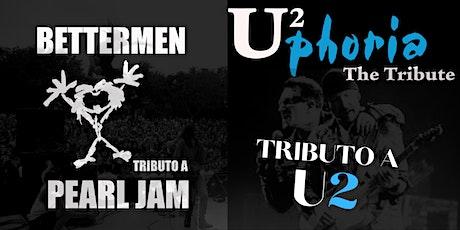 Tributo a U2 y Pearl Jam en Córdoba entradas
