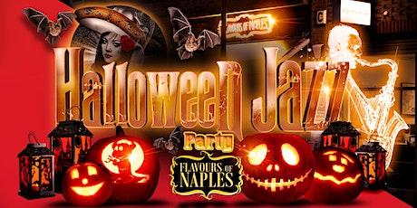 Flavours of Jazz - Halloween Jazz Party tickets
