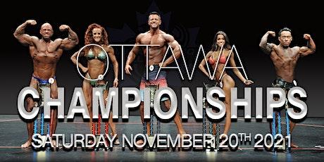 Ottawa Bodybuilding Championships - Women's Session tickets