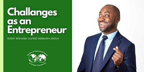 Challenges as an Entrepreneur tickets
