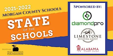2021 Morgan County Schools State of the Schools tickets