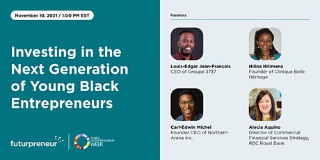 Investing in the Next Generation of Young Black Entrepreneurs tickets