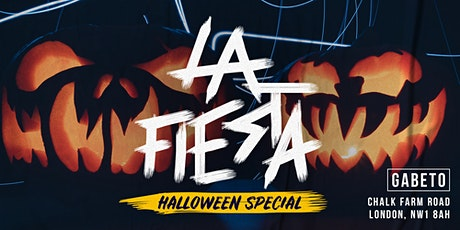LA FIESTA HALLOWEEN SPECIAL tickets