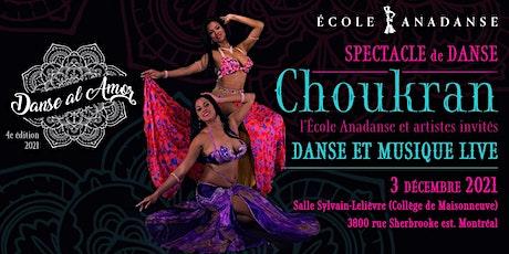 Danse Al  Amor 4e édition tickets