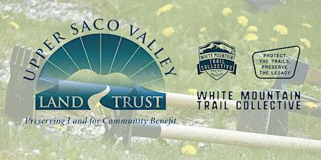 Volunteer Trail Work Day - Pine Hill Community Forest tickets