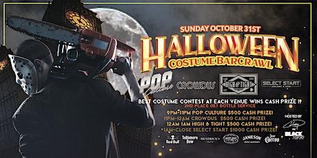 Deep Ellum Halloween Pub Crawl+Costume Contest w/ over $4000 in prizes tickets