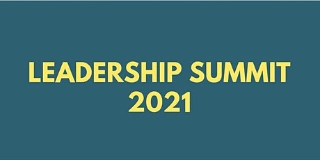 Leadership Summit 2021 tickets