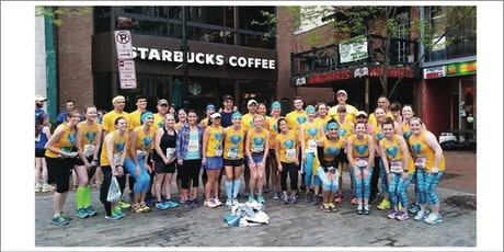 Cystic Fibrosis Foundation Saturday Group Run Registration tickets