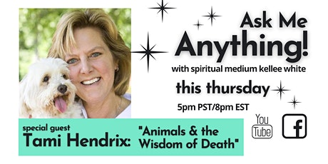 """""""Ask Me Anything"""" with Spiritual Medium Kellee White tickets"""