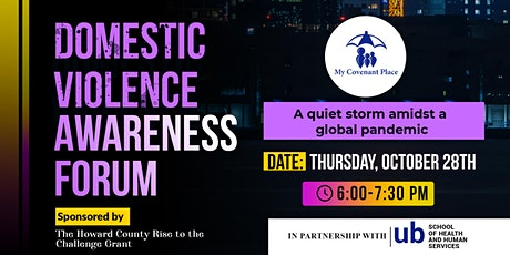 Domestic Violence Awareness tickets