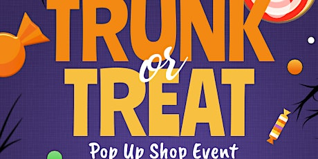 Trick or Treat Halloween Pop Up Shop Event tickets