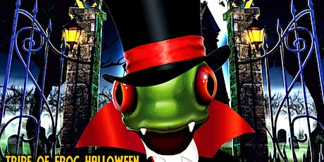 TRiBE of FRoG ☆ Halloween tickets