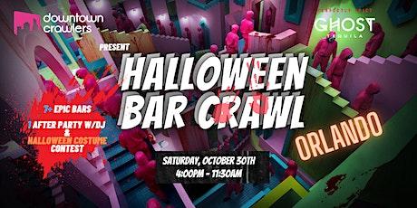 Halloween Bar Crawl - Orlando tickets