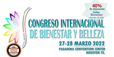 Congreso Internacional de Bienestar y Belleza tickets