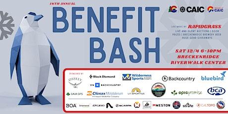 14th Annual CAIC Benefit Bash tickets