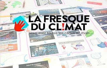 Ateliers Fresque du Climat à Strasbourg, les Petites Cantines billets