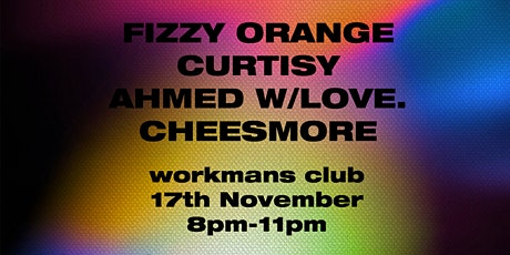 LOOSE TOOTH PRESENTS DENTAL CLUB 002 IN THE WORKMANS CLUB tickets