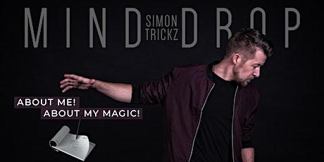 MIND DROP - Simon Tricks - Mental & Zaubershow Tickets