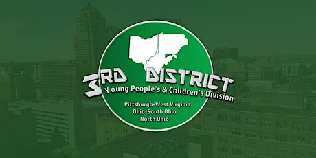 2021 3rd District YPD Annual Meeting tickets