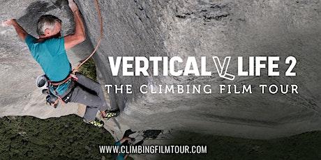 Vertical Life 2 - The Climbing Film Tour - Christchurch tickets
