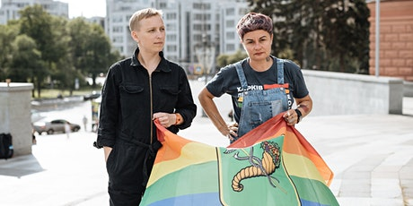 Defending LGBTQIA+ Rights: A Conversation with Sphere NGO tickets