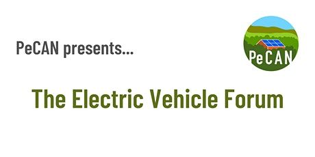 PeCAN Presents...The Electric Vehicle Forum tickets