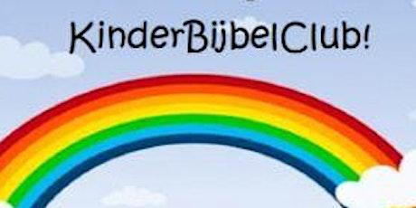 Kinderbijbelclub in de Ichthuskerk tickets
