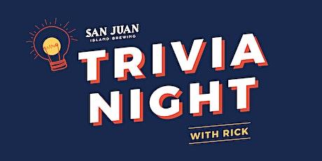 Trivia Night 5.1 — Week 2 tickets