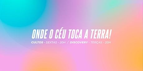 Brasa Young | Culto Presencial | 29 10 2021 tickets