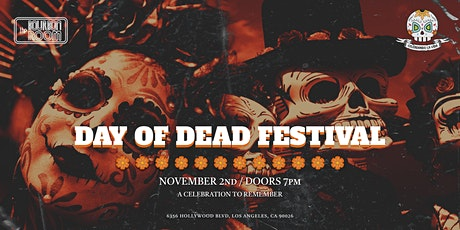 Day of Dead Festival tickets