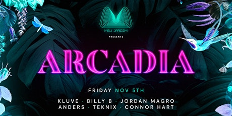 Arcadia Sydney - Official Launch Party tickets