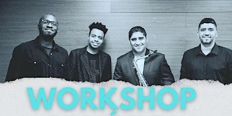 Workshop Josué Lopes e Banda ingressos