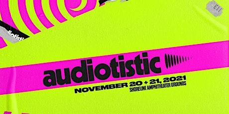 Audiotistic San Fransisco tickets