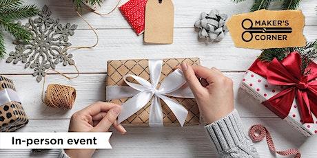 Maker's Corner - Christmas Special tickets