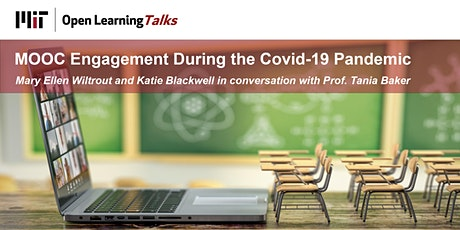 Open Learning Talks: MOOC engagement during the Covid-19 pandemic tickets