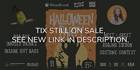 WeedFeed & Koala Puffs Halloween Party tickets