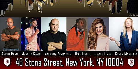 Secret Show Comedy at Route 66 11/3 tickets