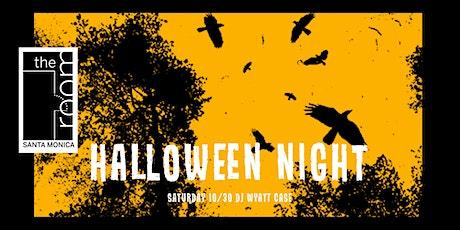 Halloween Night at The Room Santa Monica tickets