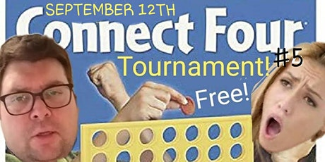 Connect 4 tournament at Barton Springs Saloon tickets