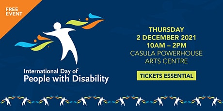 International Day of People with Disability @ Casula Powerhouse Arts Centre tickets