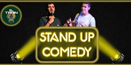 Stand Up Comedy El Train Carruagem Bar tickets