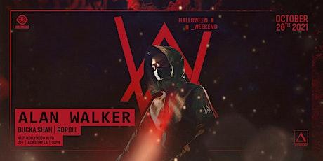 Alan Walker tickets