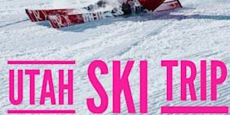 ♥Park City Ski Weekend Getaways 2022♥ tickets