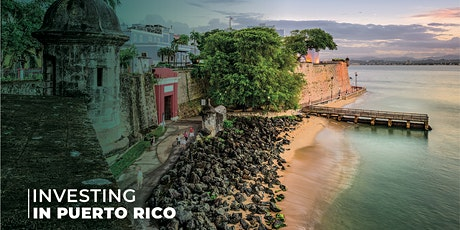 INVESTING IN PUERTO RICO tickets