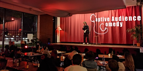 Laugh O'clock with Captive Audience Comedy tickets