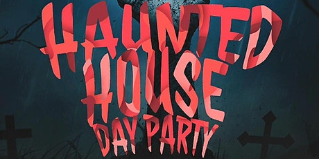 HAUNTED HOUSE - Halloween Day Party at BERGERAC tickets