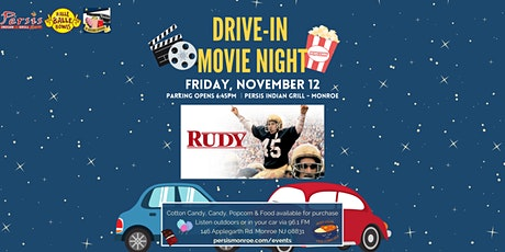 Drive In Movie Night ft. Rudy tickets