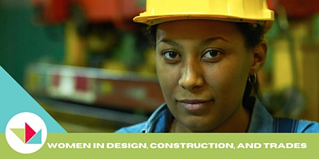 WEW 2021 Women in Design, Construction, and Building Trades tickets