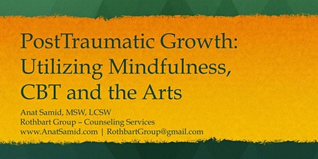 Post Traumatic Growth - From Surviving to Thriving tickets