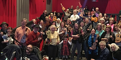 Singing for Ukulele Players: Building Joy and Confidence in Your Voice tickets